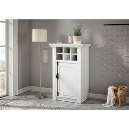 Stylefy Liliann Highboard Weiß