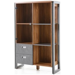 Stylefy Belfast Highboard Stirling Eiche