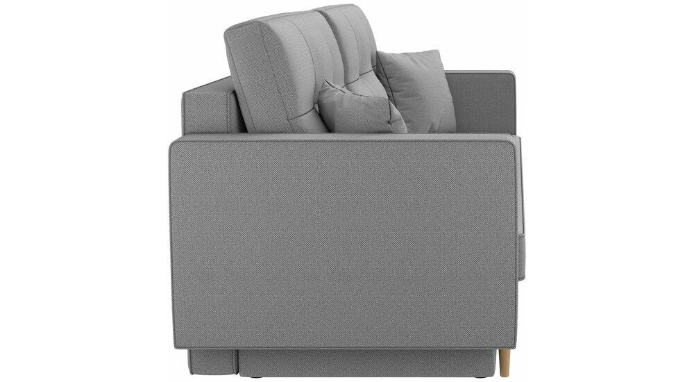 Stylefy Talvera Einzelsofa Schwarz Strukturstoff - Möbel ...